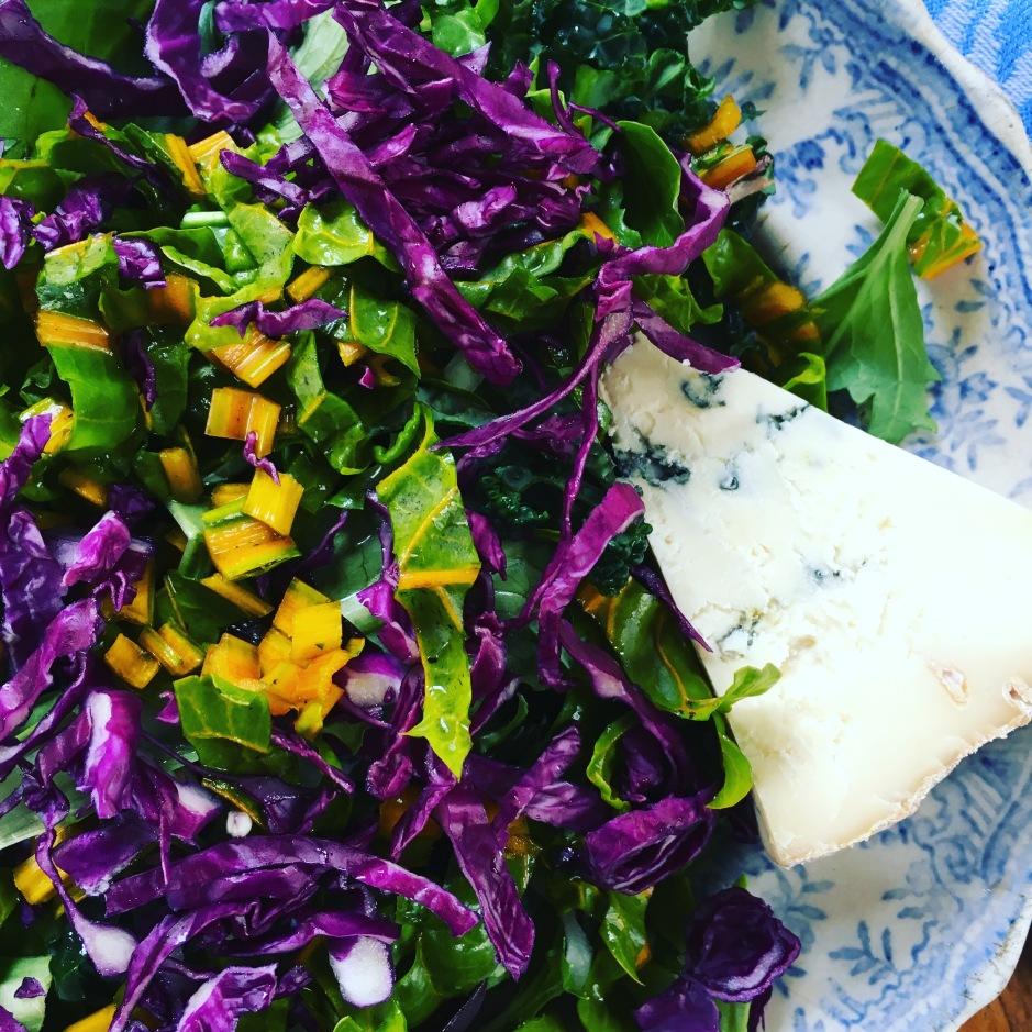Winter Salad 2016