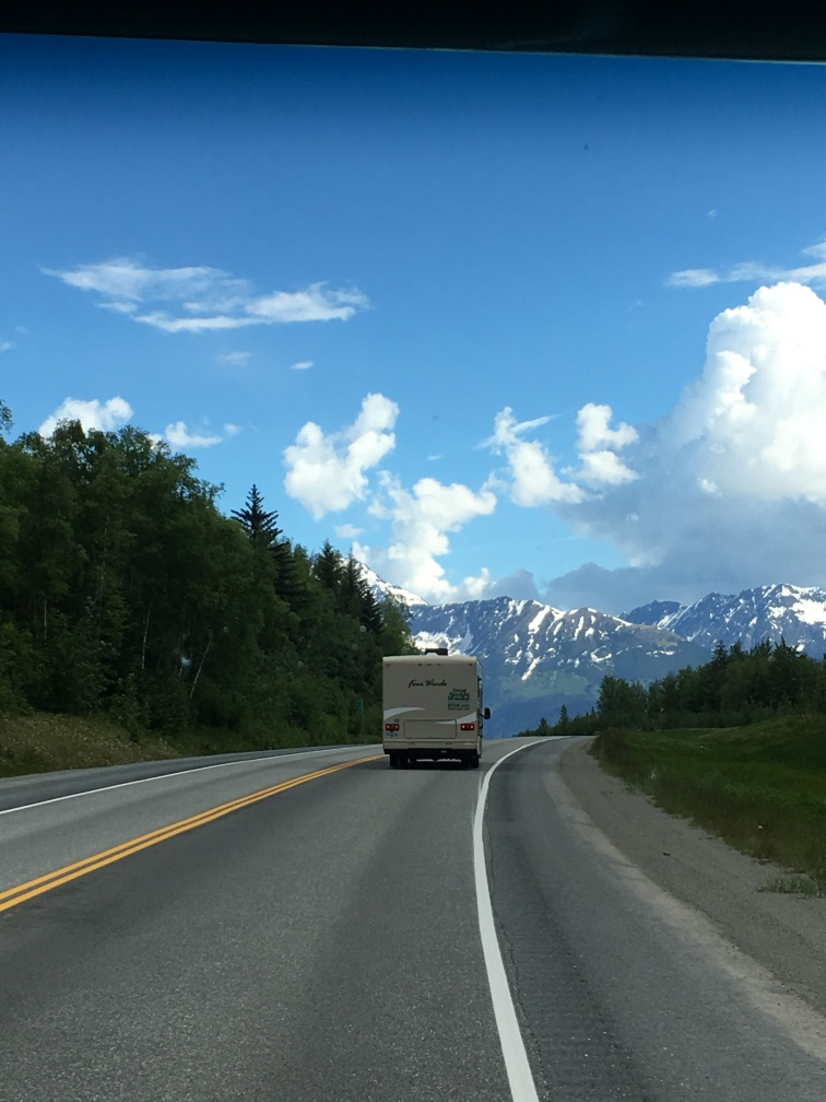 On the road to Homer