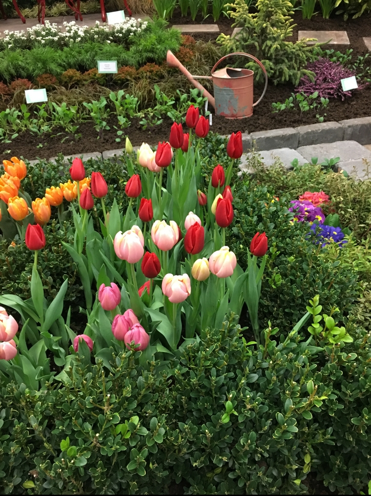 2017 Northwest Flower and Garden Festival Show Garden