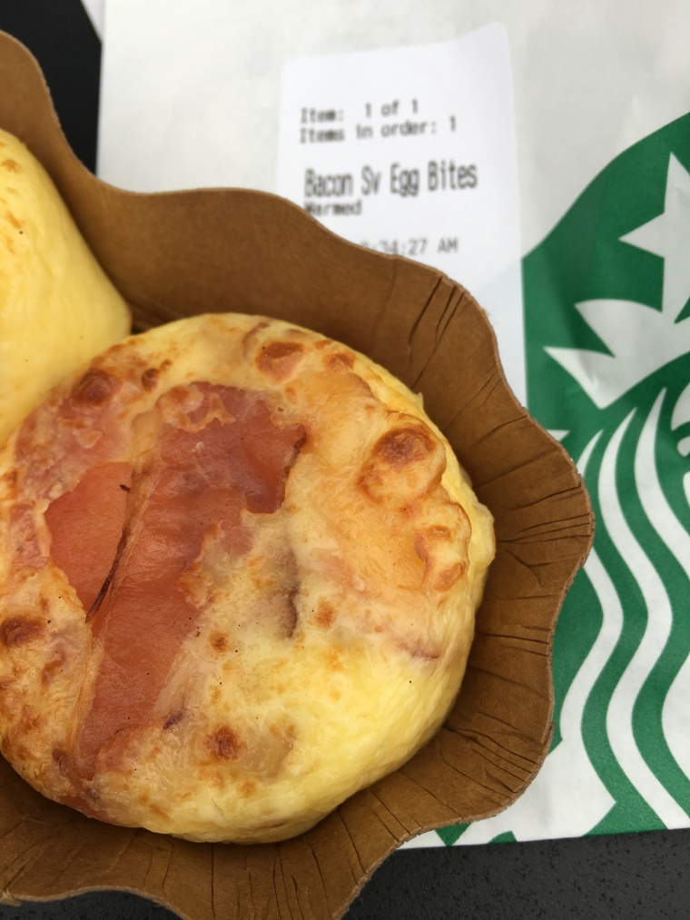 Starbucks egg bite