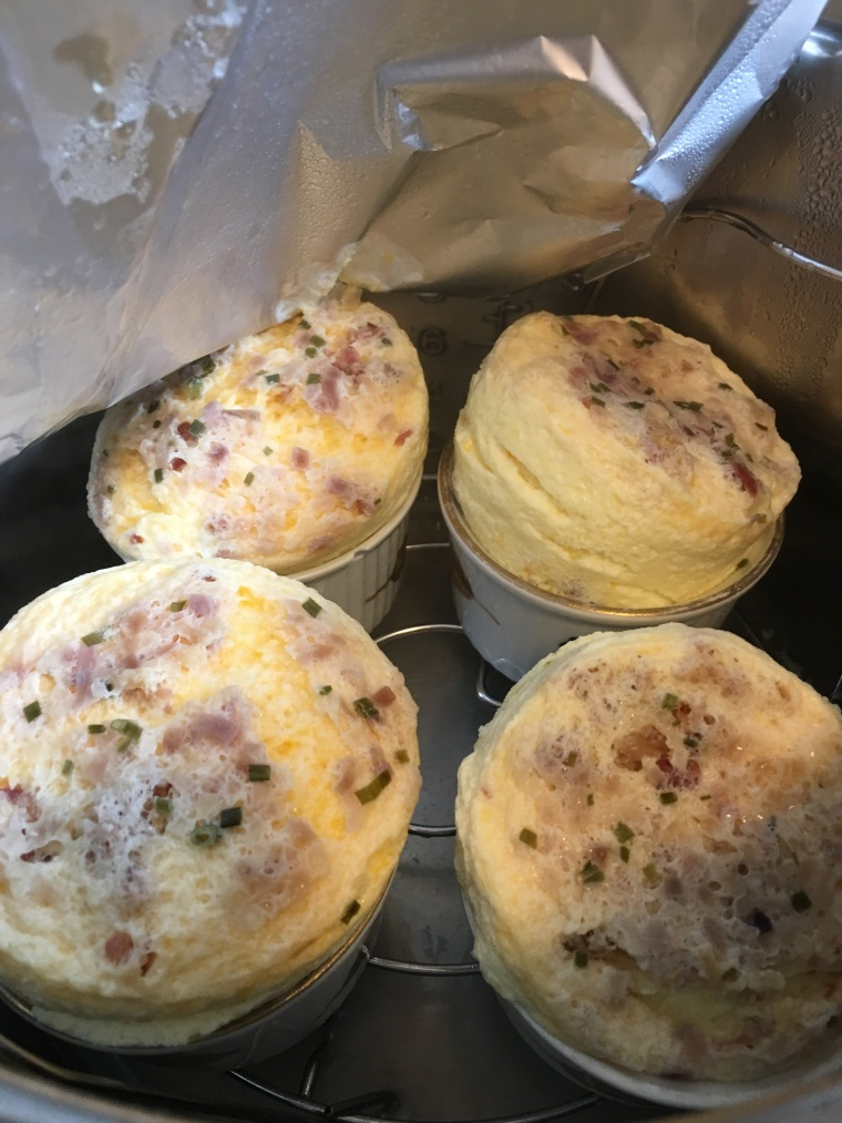 Starbucks Puffy Egg Bites
